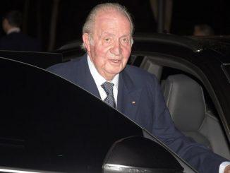 Barcelona retirará su Medalla de Oro a Juan Carlos I.