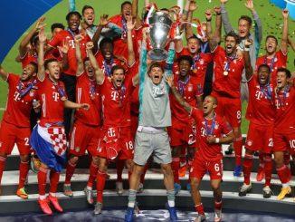 Bayern de Münich consigue su sexta Champions League