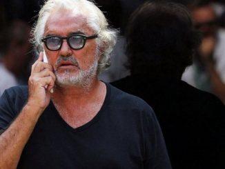 Flavio Briatore, hospitalizado en estado grave por Covid-19
