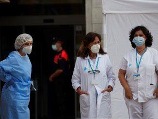 Médicos advierten sobre alta probabilidad de nuevo colapso sanitario