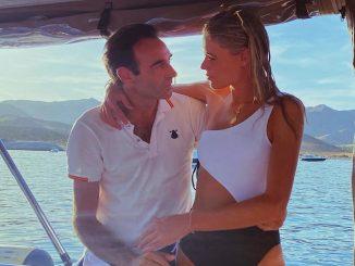 Enrique Ponce y Ana Soria de excursión por Cabo de Gata