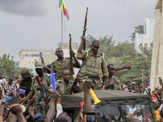 Un grupo de militares protagoniza un golpe de estado en Mali.