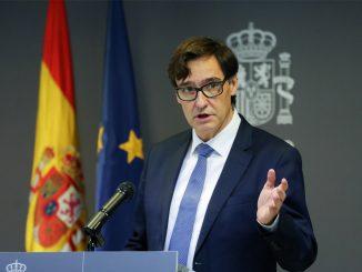 Illa fecha la llegada de la vacuna contra el coronavirus a España