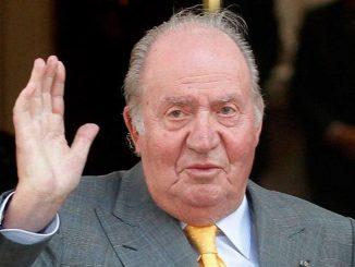 Juan Carlos I marcha a la República Dominicana