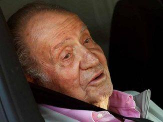 Juan Carlos I comunica al Rey que se traslada a vivir fuera de España