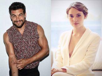 Mario Casas enamorado de la actriz belga Déborah François