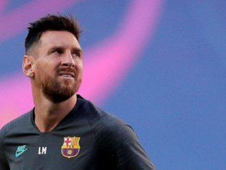 Leo Messi comunica que abandona el FC Barcelona
