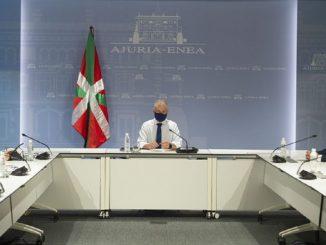 País Vasco declara la situación de emergencia sanitaria