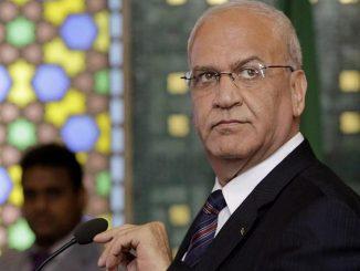Palestina teme el nuevo acuerdo entre Israel y los Emiratos Árabes.