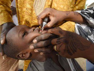 La OMS confirma que Árica está libre de poliomielitis.