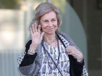 Reina Sofía no dejará La Zarzuela tras la marcha de Juan Carlos I