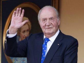 Juan Carlos I: paga una segunda regularización a Hacienda