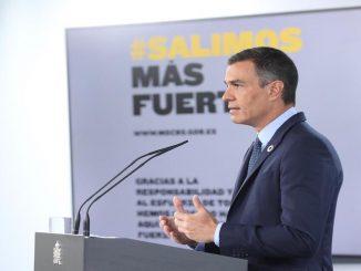 Sánchez defiende a Iglesias