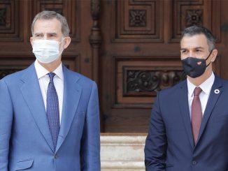 Sánchez, de momento, no apoyará cambios al régimen legal de la monarquía.