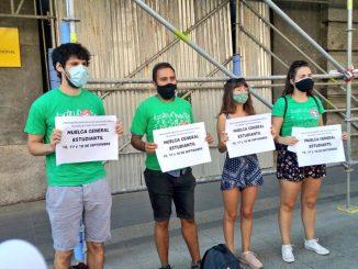 El Sindicato de Estudiantes anuncia huelga en septiembre.