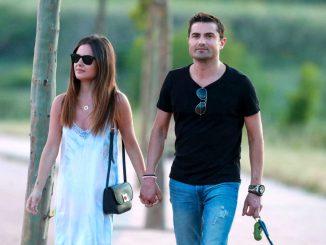 Alexia Rivas y Alfonso Merlos ponen fin a su relación