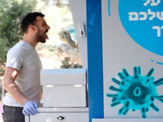 Israel fortalece el confinamiento y sacrifica su economía
