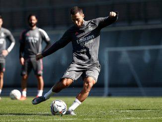 Nueva lesión del futbolista Eden Hazard