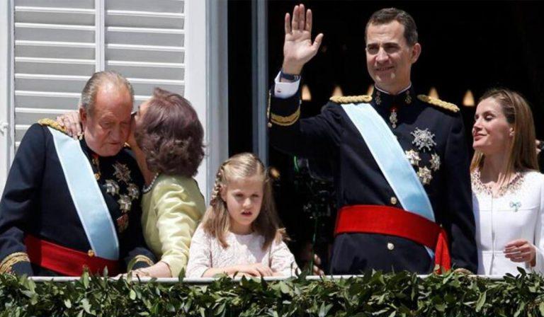 Podemos ataca la monarquía en España