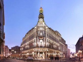 Four Seasons: nuevo hotel de lujo en Madrid