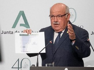 Andalucía reduce a seis personas las reuniones