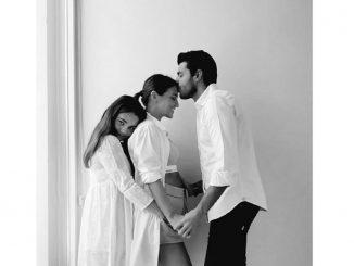 Paula Echevarría anuncia su segundo embarazo