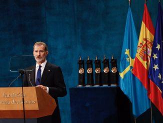 Premios Princesa de Asturias 2020: ceremonia sin público