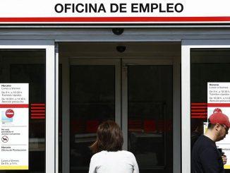 Según el SEPE, agosto de 2020 es el agosto con menos desempleados en el paro.