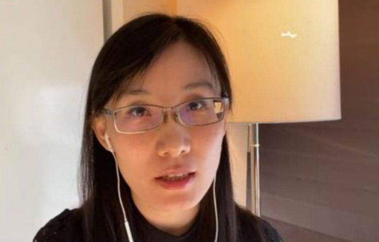 Li Meng-Yan, la virologa china que primero sembró la alarma acerca del Covid19
