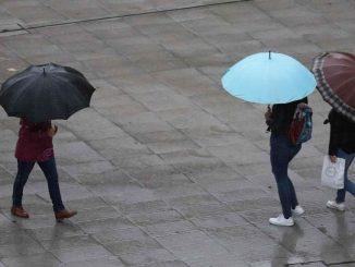 Gobierno de Canarias declara alerta por lluvias