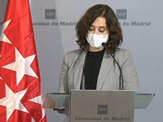 Madrid cierra perimetralmente durante el puente de la Constitución