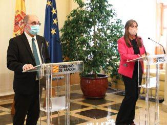 Aragón impone el confinamiento perimetral en Huesca, Zaragoza y Teruel