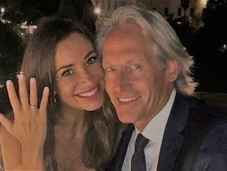 Cecilia Gómez y Marco Vricella se casan