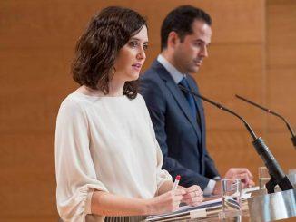 Madrid amplía el estado de alarma e incluye cuatro zonas más.