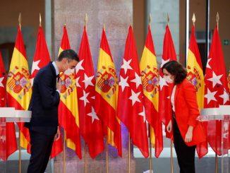El Gobierno decreta el Estado de Alarma en la Comunidad de Madrid