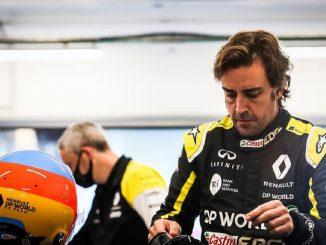 Fórmula 1: Fernando Alonso vuelve al volante con Renault