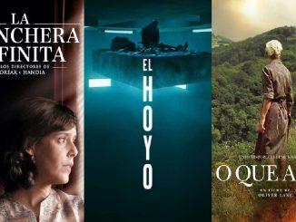 Películas preseleccionadas a los Oscar: La trinchera infinita, El hoyo y O Que Arde