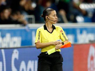 Guadalupe Porras: primera árbitra española en la Europa League