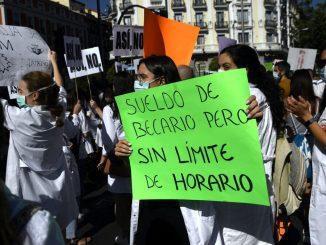 Comienza la huelga de 4 días de la Atención Primaria en Cataluña