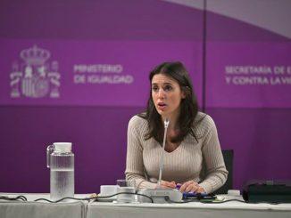 Irene Montero justifica la expulsión del Parlamento Andaluz de Teresa Rodríguez