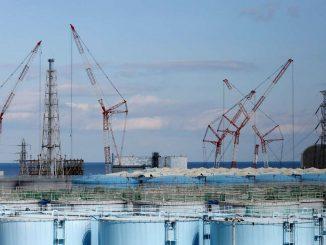 Japón pretende verter agua radiactiva de Fukushima al Pacífico