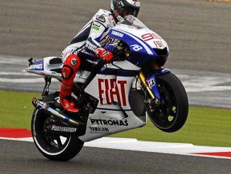 Jorge Lorenzo posible sustituto de Rossi en el Gran Premio de Aragón