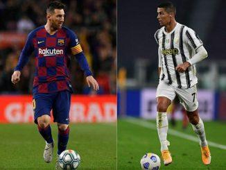 Cristiano vs Messi