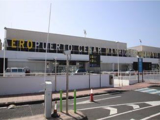 Multa de 1.500 euros al pasajero que viajó a Lanzarote con Covid-19