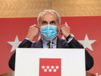 Madrid cierra este viernes y añade tres Zonas Básicas de Salud