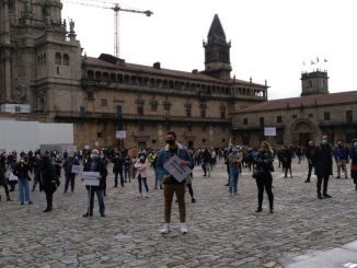 Manifestaciones de la hostelería en España: «Paramos para abrir»