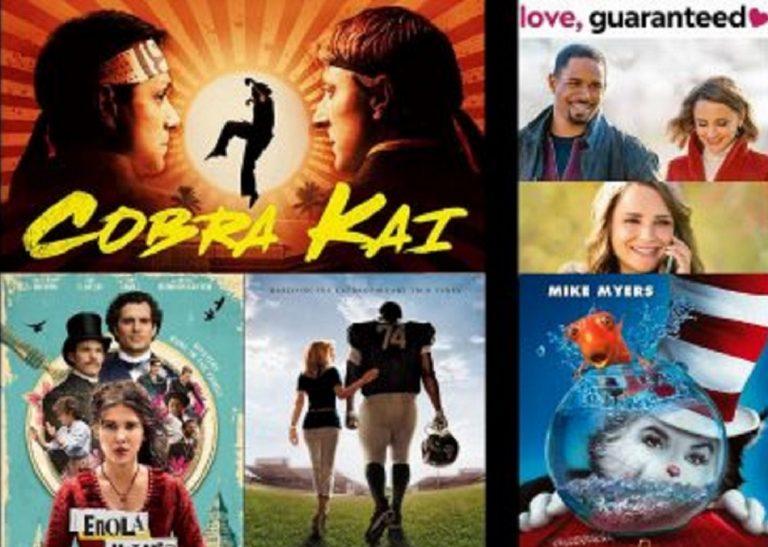 Las 5 Películas De Netflix Para Toda La Familia Actualidad Es