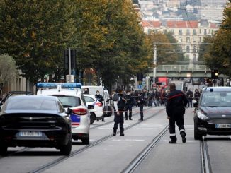 «Alá es el más grande» repetía el detenido del atentado en Niza