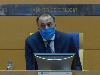 Ourense confinado por el contagio descontrolado de COVID-19