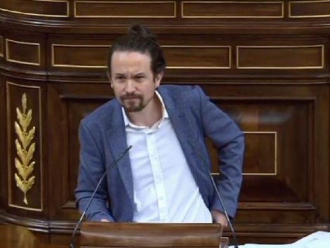 Pablo Iglesias reclama la indemnización como exvicepresidente